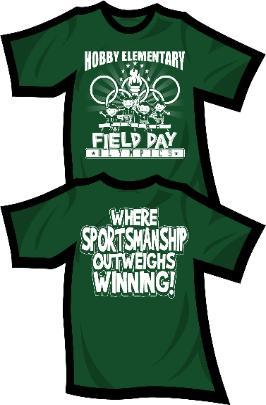 Field day t shirts for Field day t shirts